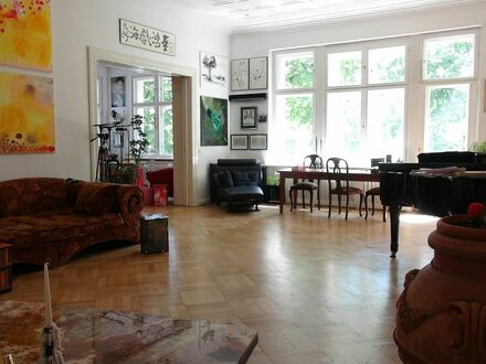 Top City Lage - vollmöblierte Beletage-Wohnung | Top city area - fully furnished Beletage apartment