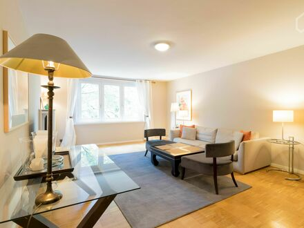 Premiums Luxus Studio Apartment in Hamburg-Eppendorf / Winterhude direkt an der Alster | Premium Luxuy Studio Appartement…