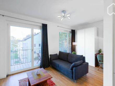 Fantastische, wunderschöne Wohnung auf Zeit mitten in Frankfurt am Main | Charming, great flat in Frankfurt am Main