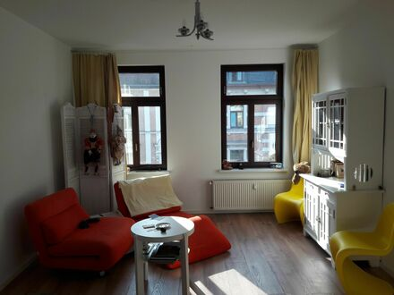 Erstbezug nach Renovierung in Halle (Saale) | Newly renovated and modern apartment in Halle (Saale)