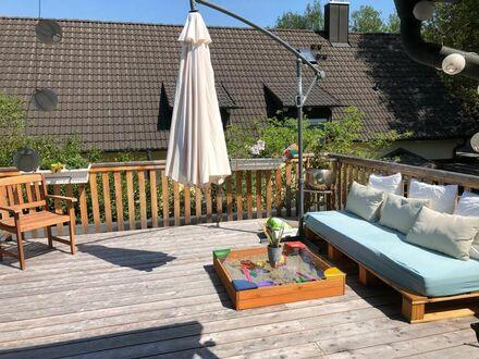 Sonnige und ruhige 2,5 Zi.-Maisonette-Wohnung | Sunny and quiet duplex-apartment