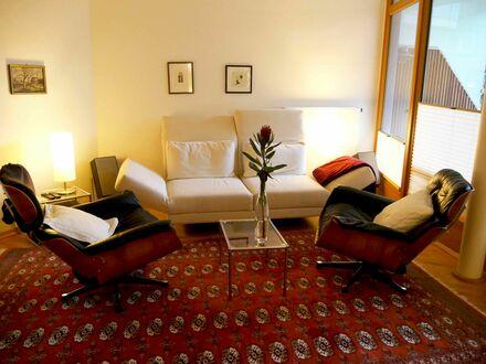 Großzügiges und gemütliches Sülfmeister-Apartment mit Balkon in Lüneburg | Spacious and comfortable Sülfmeister apartment…