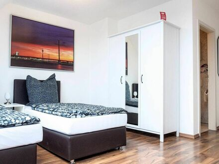 Helles & modernes Apartment mit bester Anbindung | Bright & modern Apartment with best connections via public transport