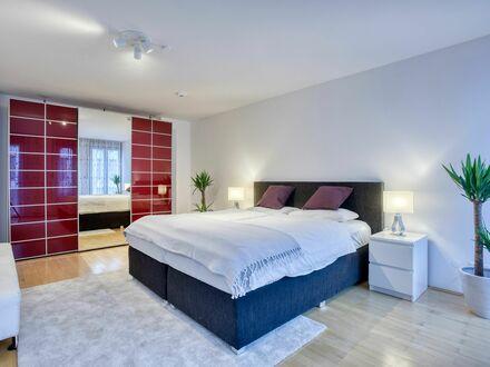 Wunderbar sonniges 110m² Townhouse in Münchens zentrale Lage mit 2 Schlafzimmern und 2 Bädern | Apartment house in central…