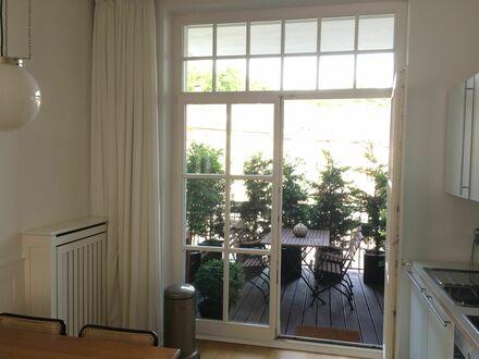 Exklusive helle Wohnung mit Balkon und 2 Badezimmer in Düsseldorf   Exclusive bright apartment with balcony and 2 bathrooms…