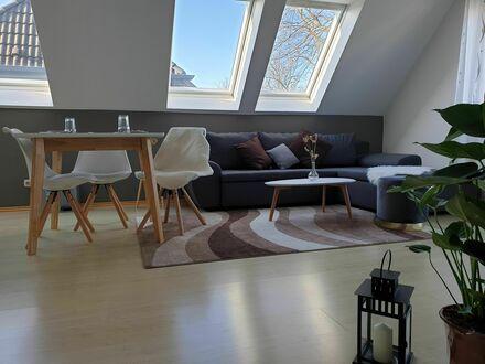 Hochwertig möblierte 2-Zimmer-Wohnung am Flughafen Frankfurt | High quality furnished 2 room apartment at Frankfurt Airport