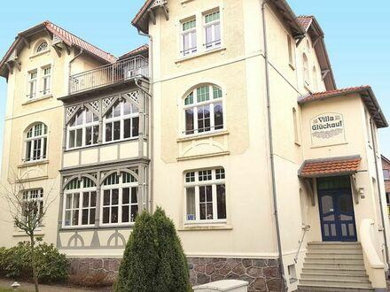 Kühlungsborner Villa-Romantik unterm Dach | Kühlungsborn villa-romance under the roof