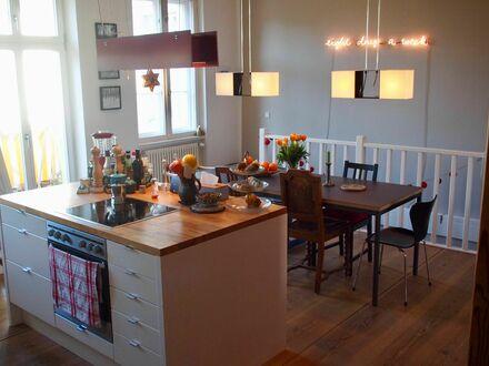 Ideal für Familien - groß, hell, ruhig, grün: wunderschöne Wohnung auf Zeit (Zehlendorf) | Ideal for families - big, bright,…