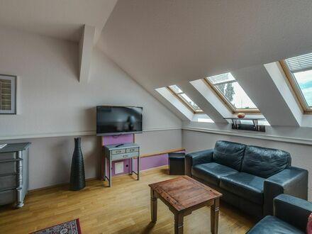 Modernes und liebevoll eingerichtetes Apartment - Maisonette in Leipzig - 5 min vom Zentrum entfernt | Modern & lovely apartment…
