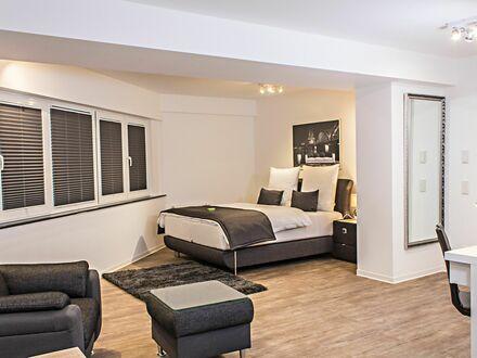 Liebevoll eingerichtete und moderne Wohnung auf Zeit | Cozy and cute home - great view!