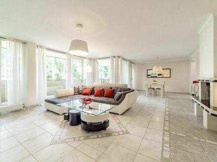 Schicke Wohnung auf Zeit im Zentrum von Blankenese | Bright flat in Blankenese