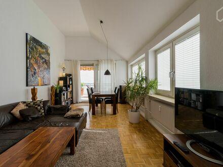 Traumhafte Dachgeschosswohnung Grunewald | Beautiful Penthouse in Grunewald