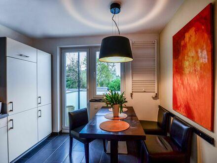 Fantastisches, wunderschönes Apartment in nettem Viertel | New and spacious suite