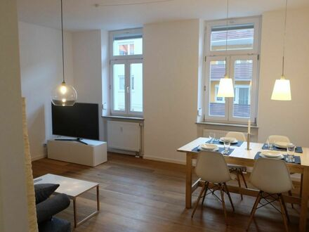 Helles Studio Apartment in Stuttgart mit bester Verkehrsanbindung | Neat flat in Stuttgart, well sited for pulic transport…