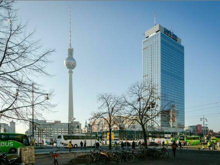 Möblierte 3 Zimmer Wohnung direkt am Alexanderplatz, Berlin Mitte | Furnished 3 room apartment at Alexanderplatz, Central…