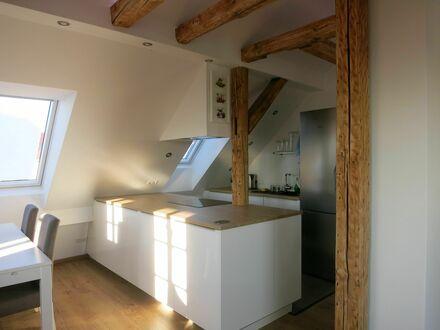 Komfortable 2-Zimmer-Wohnung in den Weinbergern mit toller Aussicht | Comfortable 2-Room Flat at the foot of the vineyards…