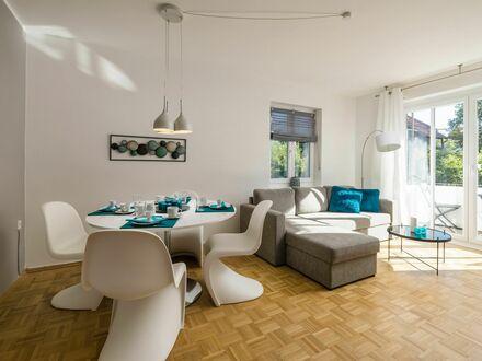 Luxus in Starnberg - in 2 Min. am See und Bahnhof - in 17 Min. in München | Top notch flat - 17 minutes away from Munich…