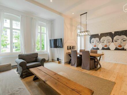 Wundervolles, stilvolles Apartment in Friedrichshain | Wonderful & bright loft in Friedrichshain