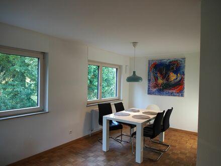 Helle ruhige Wohnung mit Balkon und Garage in Kirchheim unter Teck (Nähe Stuttgart) | Bright quiet apartment with balcony…