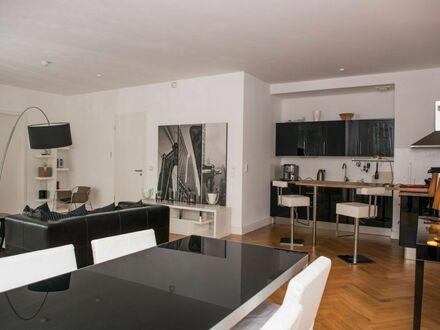 Exklusive Loftähnliche Zweizimmerwohnung in Rotherbaum | luxurious loftlike furnished 2-room-apartment in Rotherbaum