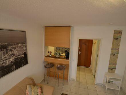 Hochwertiges, möbliertes Apartment mit Dachgarten und Domblick   Quiet & modern flat in Köln