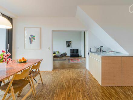 Wohnen in ehemaliger Botschaftsresidenz, Berlin | Living like an ambassador, Berlin
