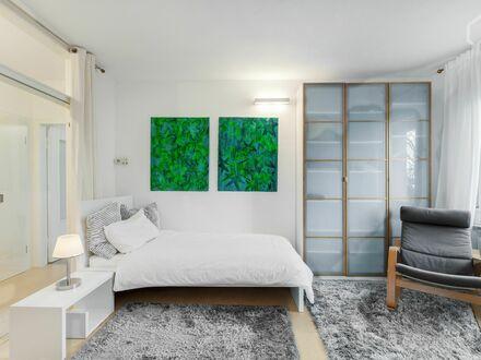 Gemütliches und modernes Studio Apartment in Uninähe ruhig gelegen | Amazing, charming loft close to city center (Köln)