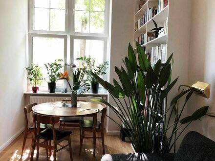 Häusliches & stilvolles Loft im Zentrum von Alt-Treptow | Beautiful, spacious apartment, with perfect location in Kreuzkölln
