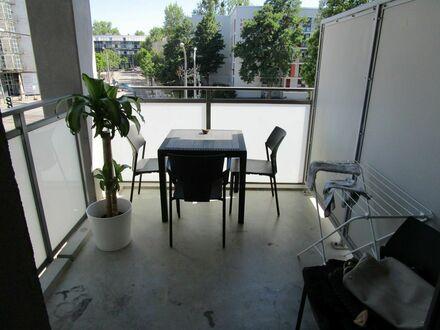Charmante 1 Zimmer Wohnung mit Balkon nähe nähe Oper+Zwinger   Charming 1 Room Flat with balcony near Opera+Zwinger