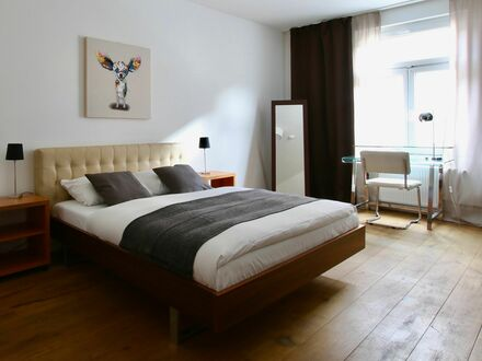Schöne Wohnung am Rathenauplatz | Nice apartment at Rathenauplatz