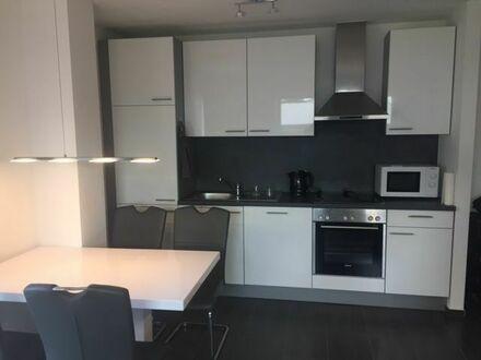 Gemütliches, schickes Studio mit direktem Zugang zum Main | Brig Modern, new loft in Frankfurt am Main with direct access…