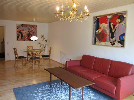 Ruhige 2,5 Zimmerwohnung mit großem Balkon | Quiet flat 2,5 rooms big balcony