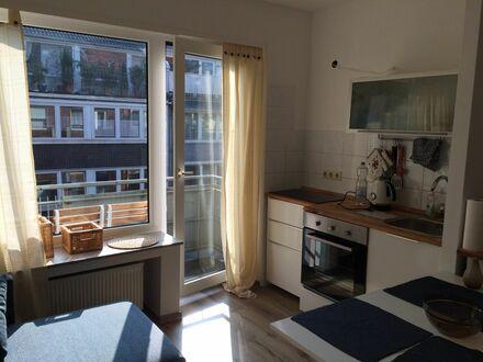 Liebevoll eingerichtete & ruhige Wohnung mit Balkon im Zentrum Düsseldorf's (direkt am Hbf) | Freshly renovated home with…
