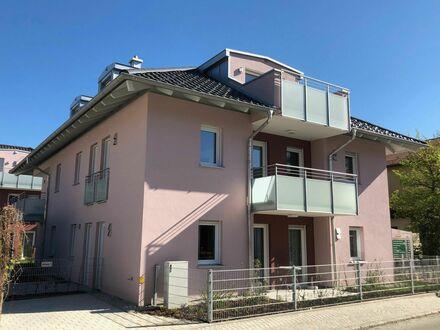 NEUBAU voll möblierte 2 Zimmer Wohnung im Ortskern Waging am See | Charming loft in Waging a. See