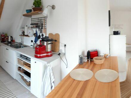 Schickes Apartment in Braunschweig mit guter Anbindung nach Wolfsburg | Fantastic loft in Braunschweig
