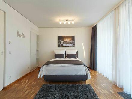 Feinste, ruhige Wohnung auf Zeit   Spacious and fashionable loft