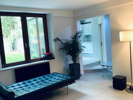 Moderne 2Z. Wohnung mit Garten   Modern 2Z. Apartment with garden