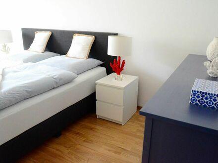 Helle lichtdurchflutete moderne 3-Zimmerwohnung mit Balkon in München | Bright light flooded modern 3-room apartment with…