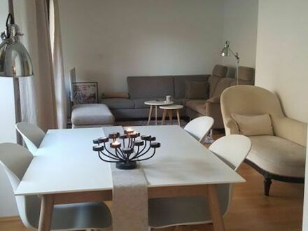 Exklusive, neuwertige 2-Zimmer Wohnung mit 2 Terrassen in Obergiesing | Exclusive, as good as new 2 room apartment with 2…