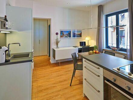 Feinstes, liebevoll eingerichtetes Loft in Aschaffenburg | Nice, bright studio in Aschaffenburg