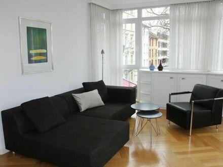 Wunderschöne 2-Zimmer-Wohnung mit Balkon in bester Nordendlage | Beautiful 2 room apartment with balcony in bester Nordendlage
