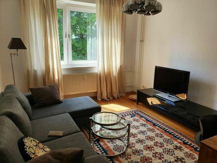 Ruhige ,gemütliche Wohnung in zentraler Lage | Cute and great loft in popular area