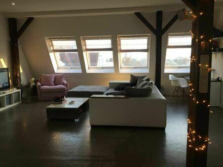 Stilvolles & gemütliches Zuhause mit Dachterrasse | Quiet & cozy Loft-Appartment