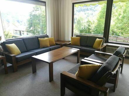 Wunderschöne, helle, große Wohnung auf Zeit in Egloffstein mit herrlicher Aussicht | Fashionable & bright studio in Egloffstein