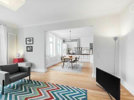 Schöne Loftwohnung in Harvestehude zwischen der U-Bahn Klosterstern und der Alster gelegen | Wonderful studio in Harvestehude…