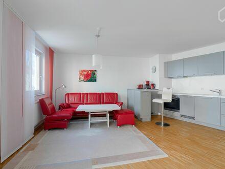 Häusliche & helle Wohnung im Zentrum und Isar | Pretty, amazing loft in excellent location