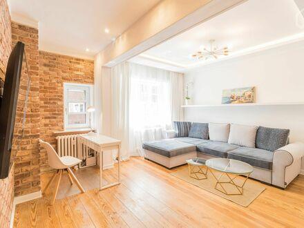 Liebevoll eingerichtetes Studio Apartment in Hamburg-Mitte, Hamburg | Neat apartment in Hamburg-Mitte (Hamburg)