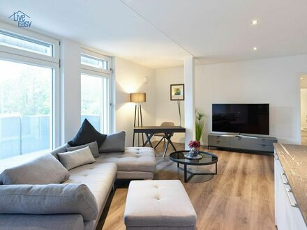 LiveEasy - Traumhafte 2-Zimmer Wohnung in München Unterhaching | LiveEasy - Dreamlike 2-room flat in Munich Unterhaching