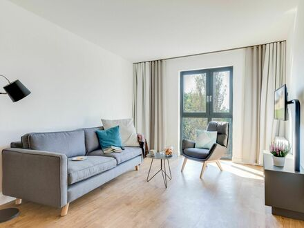 Liebevoll eingerichtetes & modernes Apartment in nettem Viertel | Cozy & beautiful apartment in quiet street