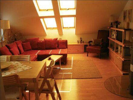 Gemütliche Wohnung mit Kamin in Ilmenau-Manebach | Beautiful 2-room apartment with chimney